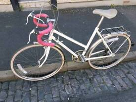 bicycle 40 year old clasic