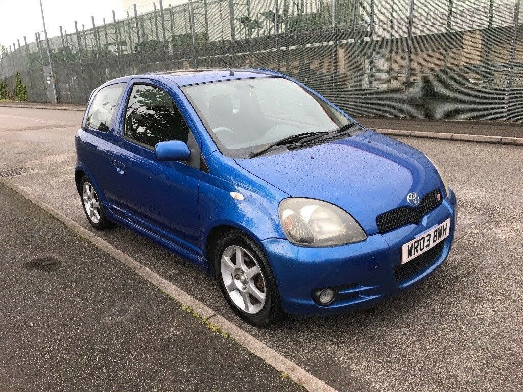 For Sale Toyota Yaris T Sport,MOT end of Aug 2018,full service history,lots of paperwork,drives nice