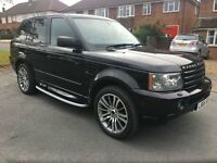 Range Rover Sport 2,6 TDV6 HSE..Auto..Fully Loaded..FSH..Immaculate - PX WELCOME