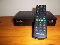 Manhatten Freesat decoder