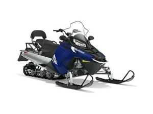 2018 Polaris 550 INDY® LXT Sonic Blue