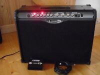 Line-6 Guitar Amp 2x12 Good condition (212/dfx/spider/fx/marshall/crate/hughes kettner/fender 100w
