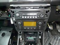 2008 Citroen C4 Heater Control