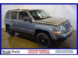 2012 Jeep Patriot North 4x4 +Aucun Carproof, Bas KM+