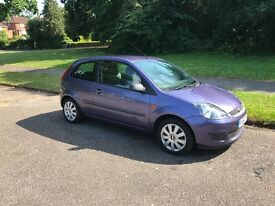 2006 Ford Fiesta 1.4 Petrol ONLY 24K Miles, NEW MOT, Free Delivery