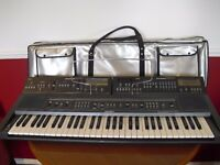 Seiko DS series. Digital Keyboard - Digital Synthesizer - Digital Sequencer modules