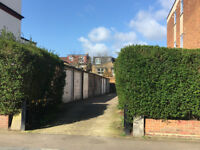 Garage to let Forest Hill SE23 on A205 South Circular very convenient near to bus stop