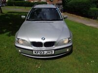 2003 BMW 3 Series 2.0 320d SE Touring 5dr [NEW MOT+FSH+VERY CLEAN CAR!]