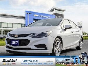 2017 Chevrolet Cruze LT Auto Financing as low as 0.9% for up...