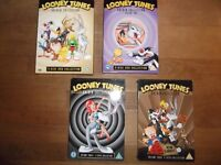 Looney Tunes Golden Collection DVD Box Sets Volume 1 - 4 (123#)