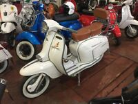 Lambretta li 150 special Over 30 scooters in stock