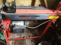 Clarke 5 Log Splitter