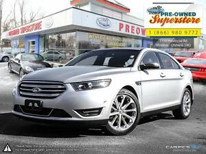 2016 Ford Taurus Limited***NAV, Leather, AWD***