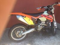 KTM 350 XCF 2012 Reg 1 owner from new.