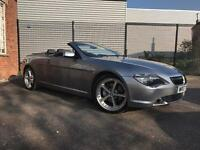 BMW 650i M Sport Convertible - Immaculate!