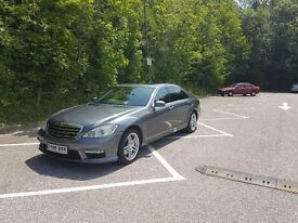 Mercedes-Benz S clas 320 SDI Long 2006 7G Tronic
