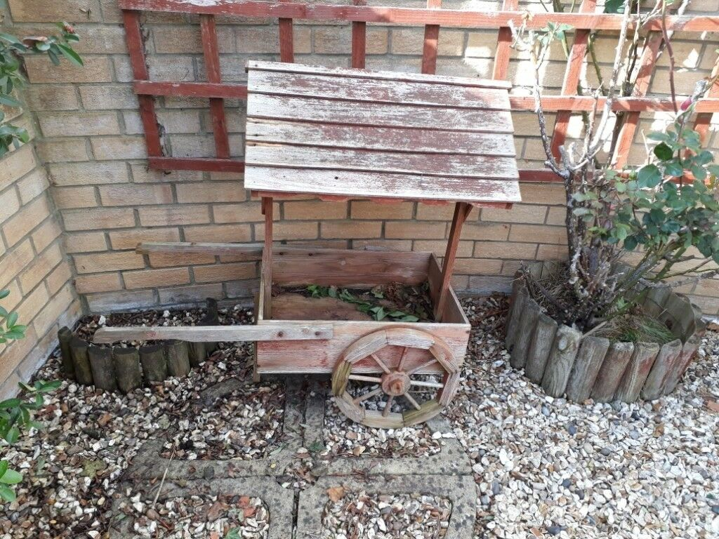 Free Large Garden Wheelbarrow Planter In Swindon Wiltshire Gumtree
