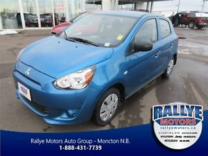 2017 Mitsubishi Mirage ES $8,498* or $29 wkly** NO PAYMENTS FOR