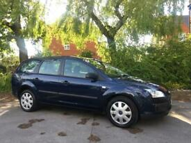 2005 Ford Focus Estate 1.6 LX Great Runner Excellent Engine Drive Away