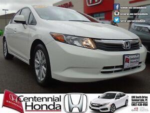 2012 Honda Civic Sedan EX-L w/ Navi
