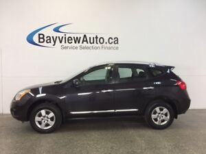 2013 Nissan ROGUE S - AWD! FULL PWR GROUP!