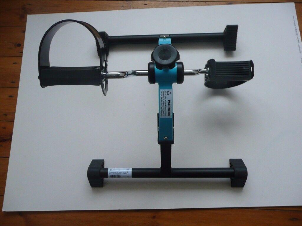 Exercise pedal machine