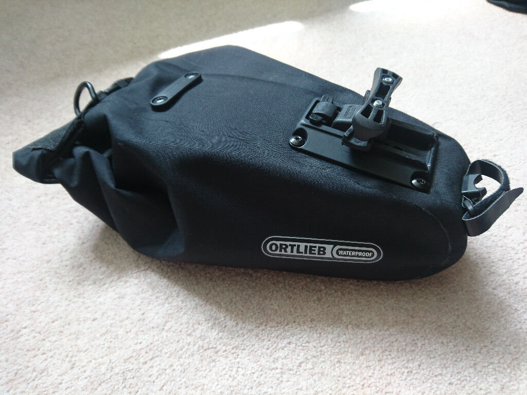 Ortlieb Saddle Bag Large 2 7l