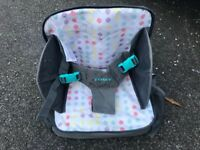Tomy portable booster seat
