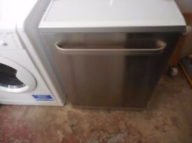 Kenwood Stainless Steel Dishwasher KDW60X16A - New