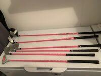 Girls junior golf clubs