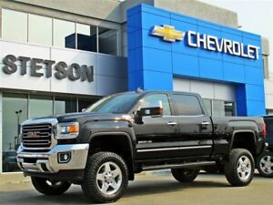 2015 GMC SIERRA 2500HD SLT Crew Cab 6 BDS Lift Sunroof Z71