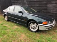 AUTOMATIC BMW 523 - LEATHER - SERVICE HISTORY