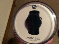 Moto 360 2nd Gen - Mens 42mm