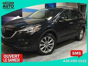 2014 Mazda CX-9 GT CUIR TOIT OUVRANT