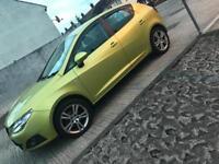 Seat Ibiza 1.4 sport £3200