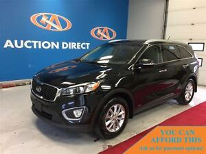 2016 Kia Sorento 2.4L LX AWD! FINANCE NOW!
