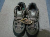 Salomon walking shoes