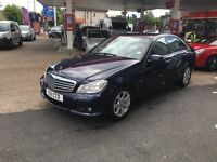 Mercedes Benz C180 2011 BlueEfficiency Automatic, full service history, MOT & Service done in Jul-16