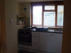 One bedroom flat to rent in Gosport, currently under refurbishment.