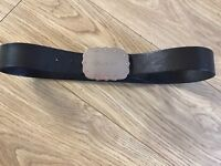 LADIES LEATHER TED BAKER BELT