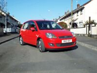 2008 Ford Fiesta 1.2 Ztec Climate