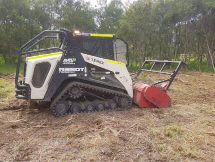 Forestry Mulching, Land Clearing, Vegetation Management