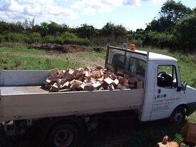 Logs, firewood, free delivery, fire wood, seasoned log sales