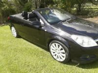 Vauxhall astra twin top convertable cheap