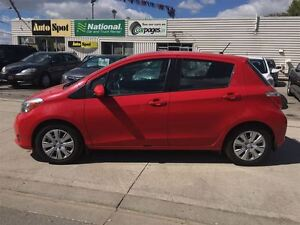 2014 Toyota Yaris LE/ PRICED FOR A QUICK SALE!/ WE FINANCE ! Kitchener / Waterloo Kitchener Area image 5