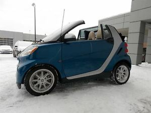 2008 smart fortwo Passion, A/C. Sieges chauffants, Mirroirs elec