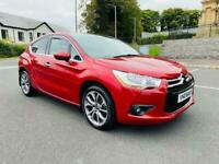 2013 CITROEN DS4 D STYLE 1.6 HDI ONLY 74,000 MILES JUST SERVICED MOT TO APRIL 2022