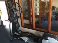 Rarely used Nordic track cross trainer for sale