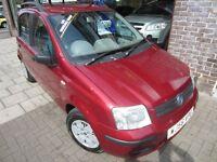 FIAT PANDA 1.2 Dynamic 5dr (red) 2006
