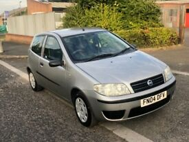 Fiat punto 1.2 one owner from new